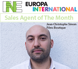SalesAgent Of The Month