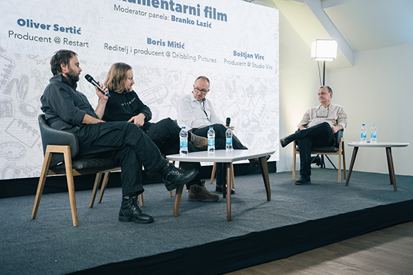 Film Forum Banja Luka 2018 - Documentary panel