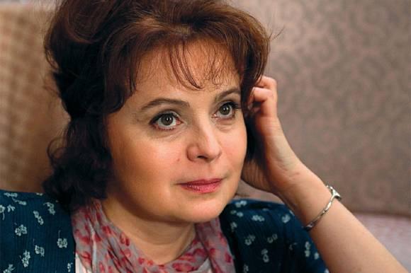 Libuse Safrankova, credit: Czech television