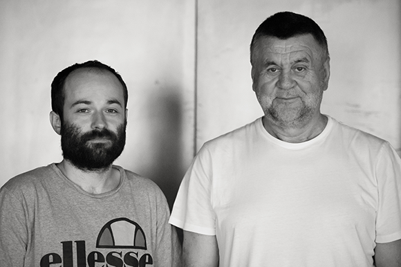 Matjaz Ivanisin and Rajko Grlić, photo: Sasa Huzjak