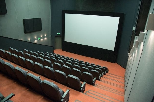 Goplana screening room