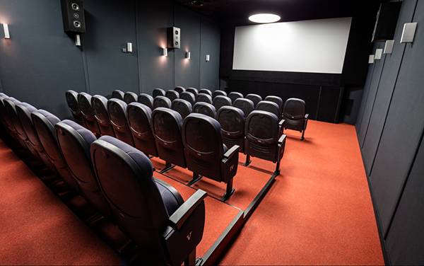 Morskie Oko screening room