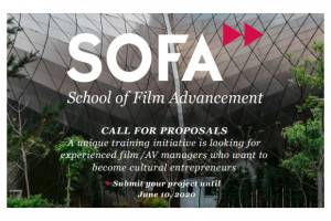 Cultural Entrepreneurs Watch Out! Call for Proposals – SOFA 2020/21