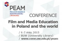 University of Warsaw will Host an International Conference on Film and Media Education