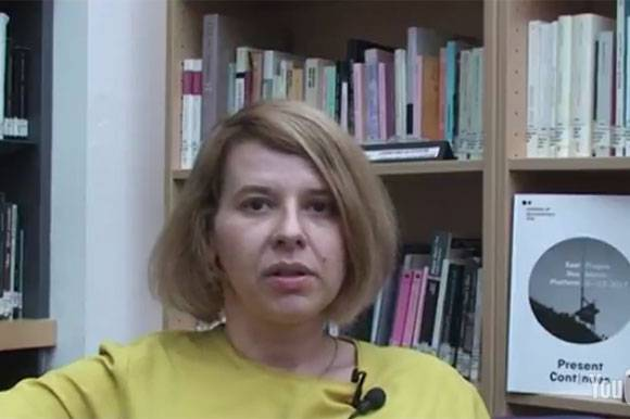 FNE TV: Miriam Ryndova Manager East Doc Platform