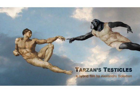 PRODUCTION: Alexandru Solomon Developing Tarzan's Testicles