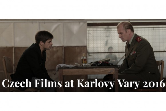 Czech Films at Karlovy Vary IFF 2016
