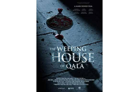 The Weeping House of Qala by Marc Doneo