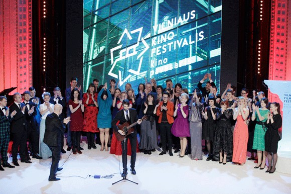 "Festive closing ceremony of the 20th  Vilnius IFF ""Kino Pavasaris"""