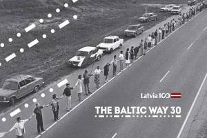 Baltic Film Days Honour Baltic Way