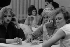 Loves of a Blonde by Milos Forman