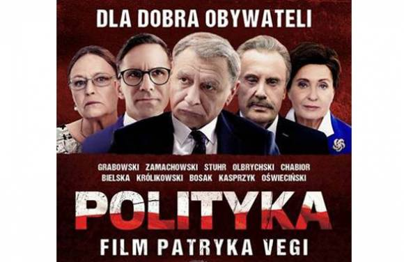 PRODUCTION: Patryk Vega In Postproduction With First Part of Politics Tetralogy