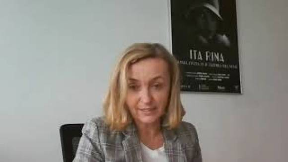 FNE TV: Nataša Bučar: Managing Director Slovenian Film Centre