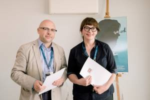 A Cooperation agreement between the Film Polish Institute and the Lithuanian Film Centre