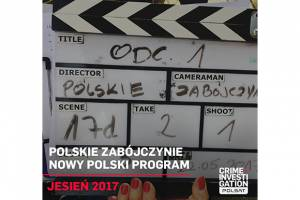 A+E Networks Poland in Production with New Crime Series