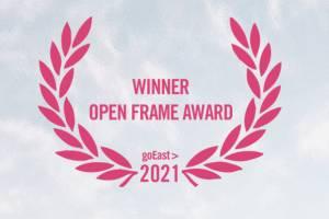 winner of the Open Frame Award, GoEast