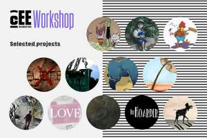 Twelve Animated Projects and Six Film Professionals Selected for CEE Animation Workshop