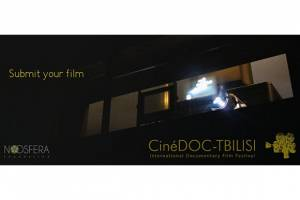 FESTIVALS: 7th CineDOC Tbilisi IDFF Calls for Films