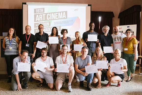 CICAE Announces Second Round of Applications for 17th Art Cinema = Action + Management