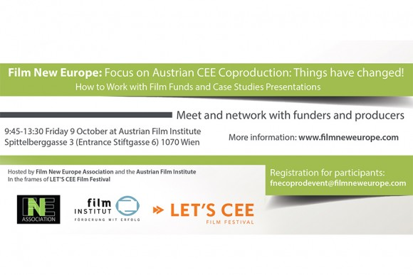 Focus on Austrian CEE Coproduction: Things have changed!