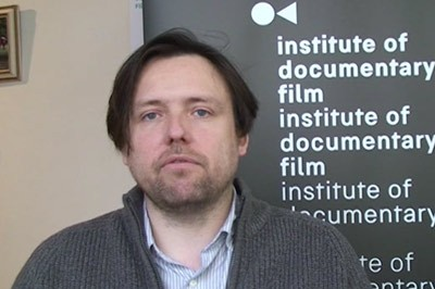 FNE TV: Filip Remunda Czech documentary maker and Institute of Documentary Film cofounder and board member