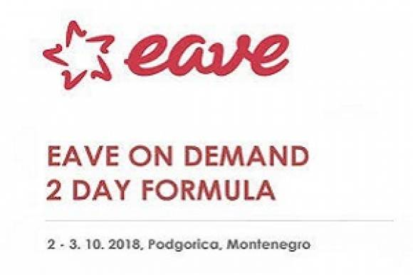 EAVE on Demand: Two Day Formula to Be Held in Montenegro