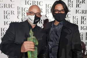 Noro Držiak Wins Top Prize at Slovak IGRIC Awards for The Impossible Voyage
