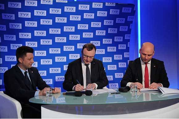 TVP to Launch Channel in Lithuania