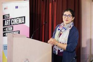 FNE at Venice 2020: FNE Podcast: CICAE Training Organiser Boglarka Nagy Talks With Participants