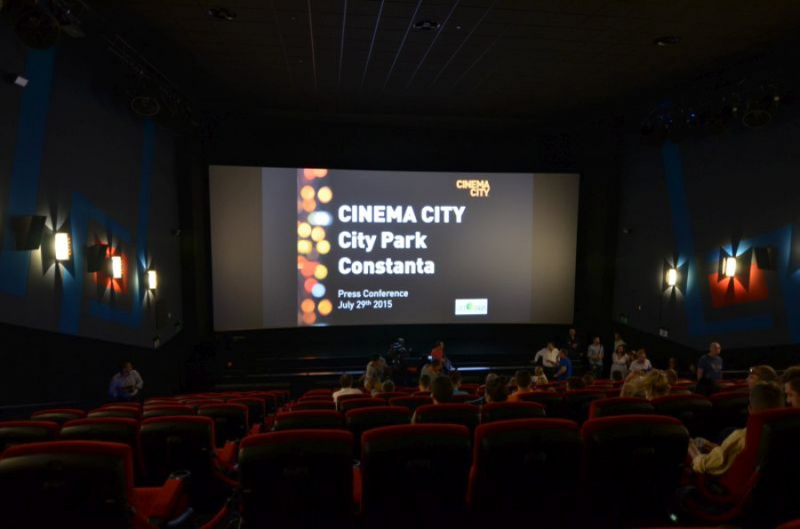 : Cinema City opened its second 4DX and its 19th cinema in Romania ...