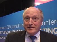 Peter Dinges Chairman EFADs