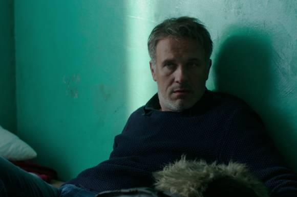 Andris Keišs as Martin in 24 HR Sunshine by Juris Poškus