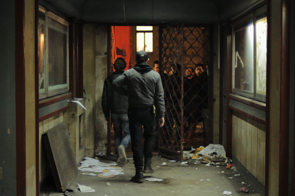 Occupied Cinema by Senka Domanović, photo: This and That Films