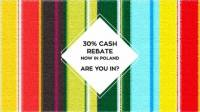 PART III: Polish 30% Cash Rebate Guide - Reimbursement