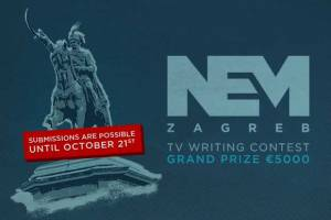 Special Discount for NEM Zagreb's TV Writing Contest – Apply by 21 October
