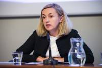 Nataša Bučar, managing director of the Slovenian Film Center