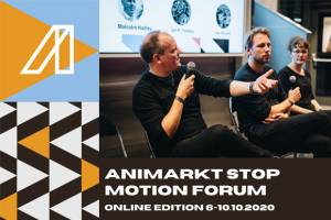 Fully online still impressive. ANIMARKT 2020
