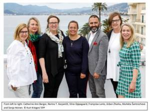 EFP Elects New Board of Directors in Cannes