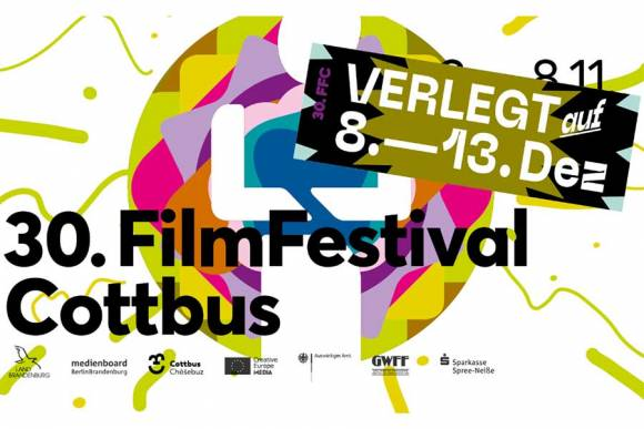 30th FilmFestival Cottbus postponed to December 8th – 13th, 2020