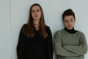 Urša Menart and Liza Marija Grašič as Half-Sisters