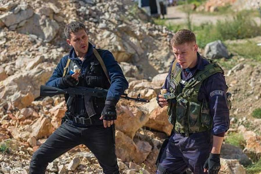 Russian/Serbian Coproduction The Balkan Line Tops Serbian Box Office
