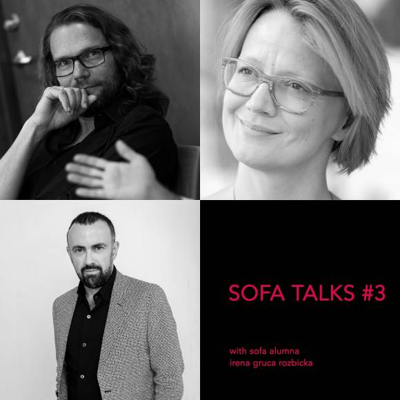 FNE Podcast: SOFA School of Film Advancement: Nikolaj Nikitin and Oliver Baumgarten speak to Irena Gruca-Rozbicka (SOFA 2019/2020) about the launch of her project CREW UNITED POLSKA