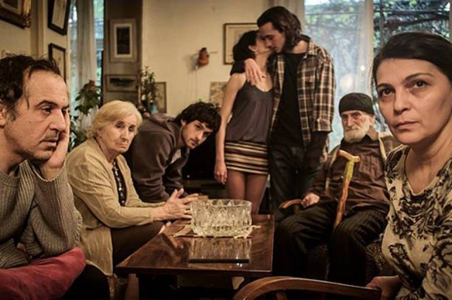 Georgia's My Happy Family on Netflix - FilmNewEurope com