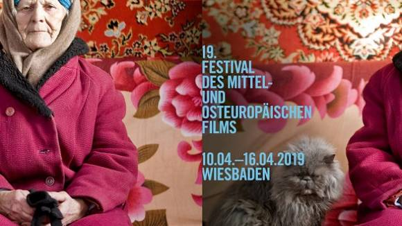 "goEast 2019: Prominent Filmmakers Visit Wiesbaden // Specials: Matinee, Schools goEast, Fantastic Zagreb Film Festival // In Memoriam: Jonas Mekas and Dušan Makavejev // Photo Exhibition ""Eastern Fairy Tales"""