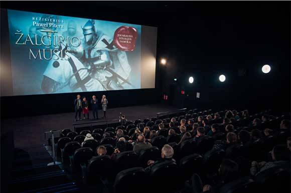 Photo Gallery: Vilnius Premiere of Polish Lithuanian Coproduction Habit and Armour
