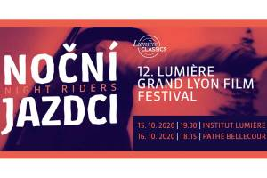 Digitally restored film Night Riders will world premiere at Lumière Festival in Lyon
