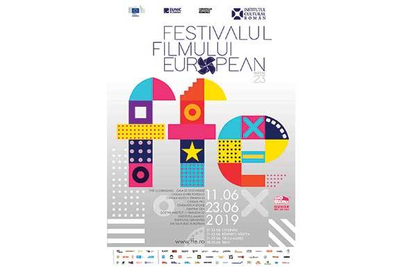 FESTIVALS: The 23rd European Film Festival First Time in Chișinău