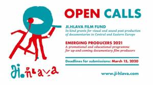 Emerging Producers 2021 / Ji.hlava Film Fund
