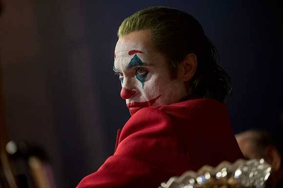 Joaquin Phoenix in Joker by Todd Phillips