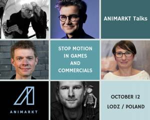 ANIMARKT Stop Motion Forum announces 2018 programme